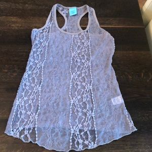 Nordstrom lace tank top